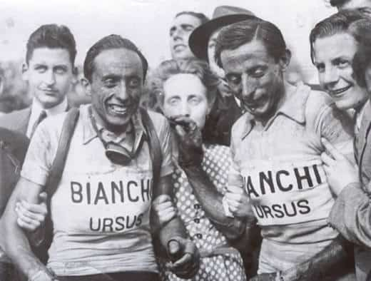 Fausto e Serse Coppi