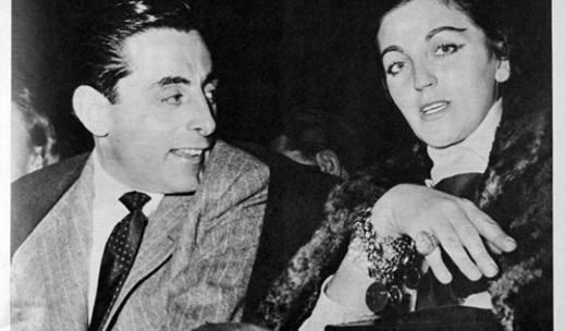 Fausto Coppi e la Dama Bianca