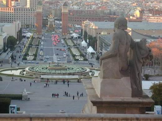 Barcellona e le gallerie d'arte