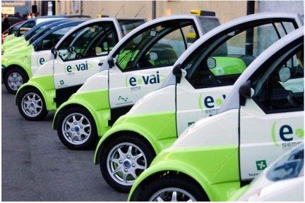 Car sharing tradizionale e car sharing a flusso libero