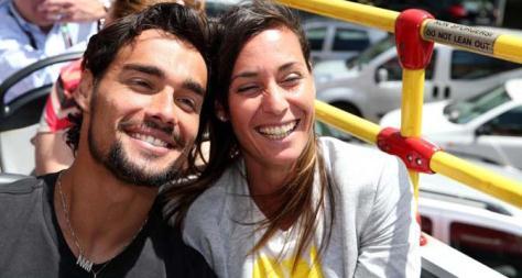 Fognini e Pennetta: amici o innamorati?