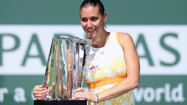 Flavia Pennetta trionfa al Master di Indian Wells