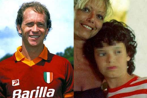 Falcao e Maria Flavia Frontoni e Giuseppe