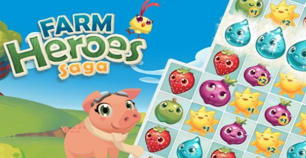 Farm Heroes Saga - mosse illimitate