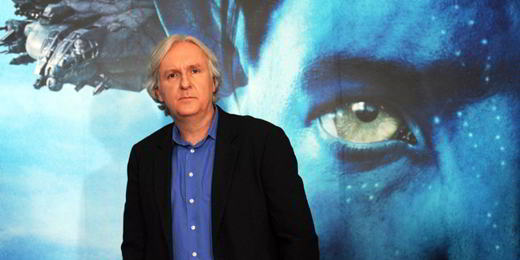 James Cameron regista di Avatar