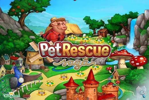 Pet Rescue Saga Facebook Soluzioni
