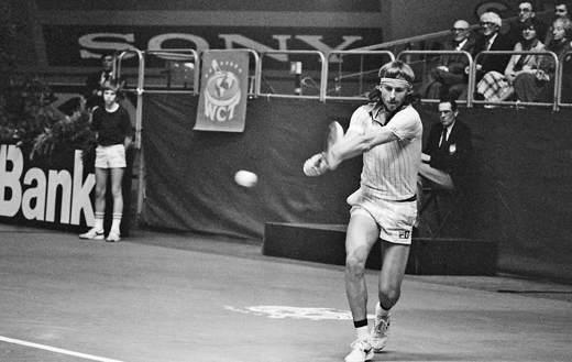Borg n.1 ranking mondiale del Tennis