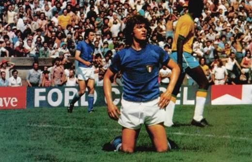 Antognoni contro il Brasile nei Mondiali del 1982