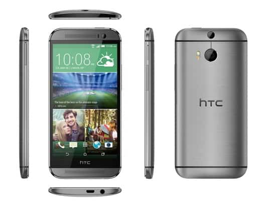 HTC ONE (M8) spessore e misure