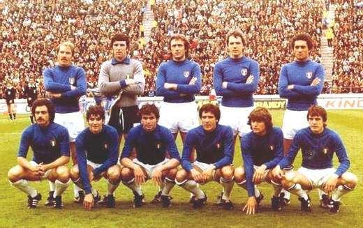 Italia ai Mondiali in Argentina del '78