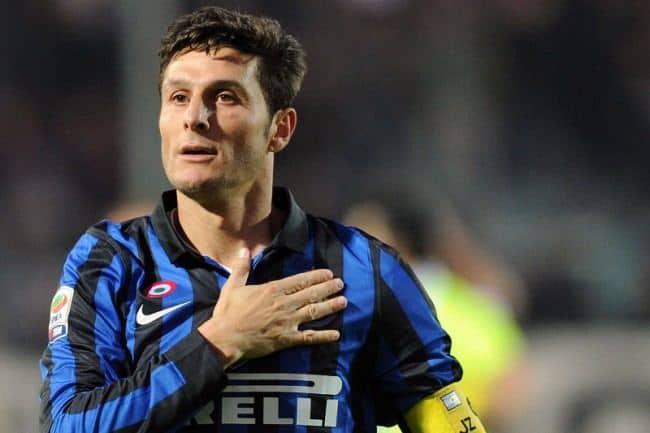 Zanetti lascia il calcio