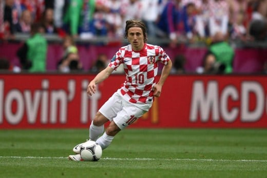 Modric - Croazia