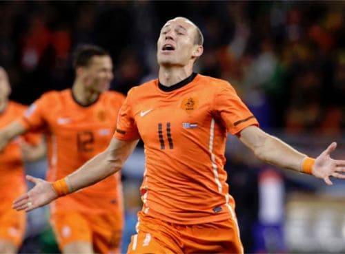 Robben - Olanda