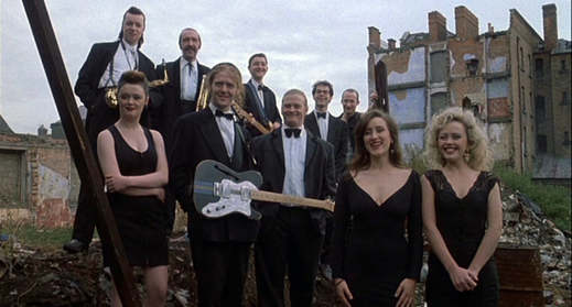 The Commitments - foto di gruppo