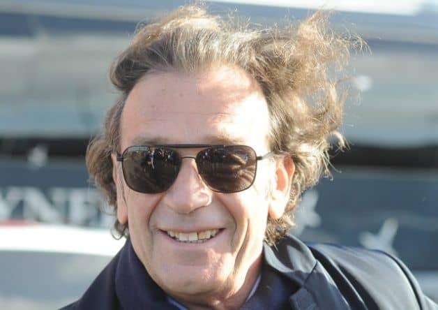 L'ex presidente del Cagliari Cellino