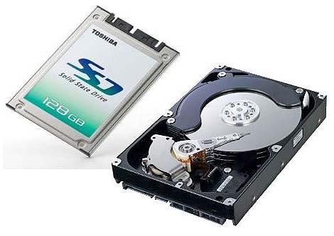Dischi tradizionali e dischi SSD