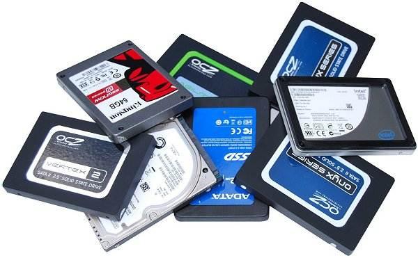 I dischi SSD