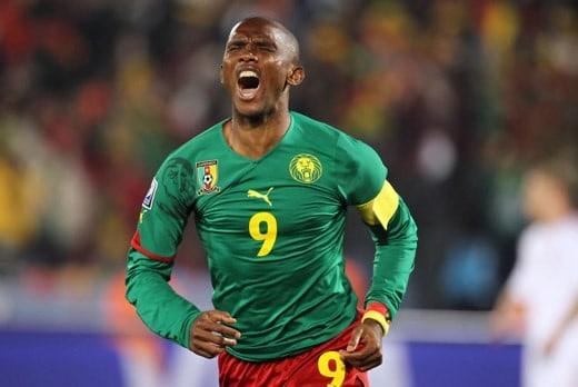 Eto'o - Camerun
