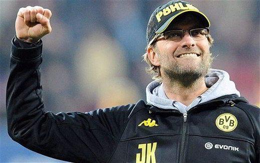 Jurgen Klopp - Borussia Dortmund