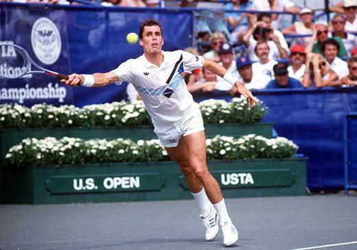 Il campione Ivan Lendl