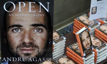 Open l'autobriografia di Agassi