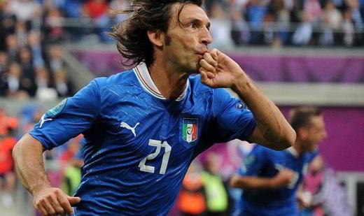 Pirlo - Italia