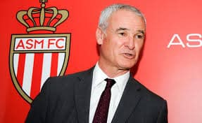 Claudio Ranieri - Monaco