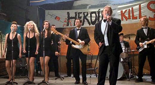 The Commitments - scena del film