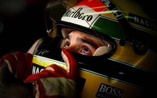 Ayrton Senna e la religiosità