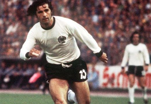 Gerd Muller - Palmares e Record
