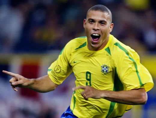 Ronaldo è il giocatore con più goal nei Mondiali