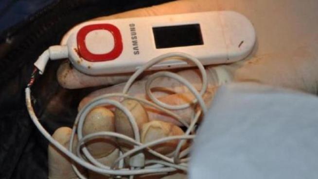 iPod di Yara Gambirasio
