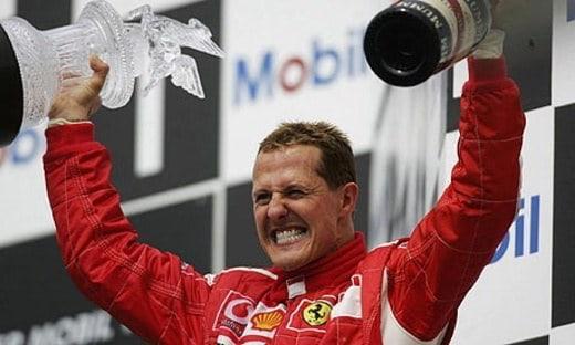 Michael Schumacher è uscito dal coma