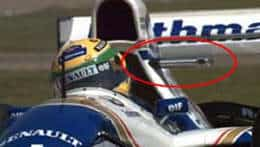 Puntone che uccise Ayrton Senna
