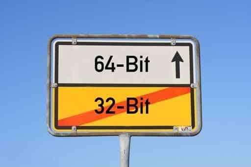 32 bit e 64 bit