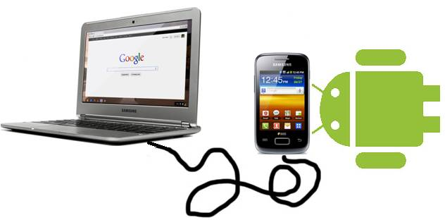 Smartphone Android non riconosciuto dal PC