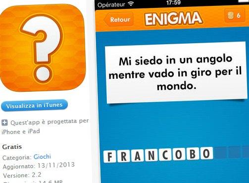 Le Soluzioni Di Enigma Quiz Dal Livello 1 Al Livello 140 Informarea