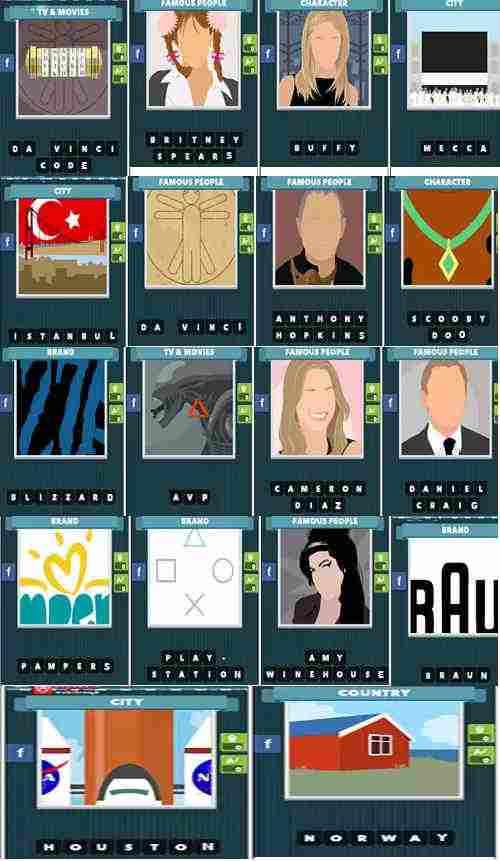 ICOMANIA SOLUZIONE LIVELLO 10 2 - Icomania: tutte le soluzioni dal livello 1 al livello 10 per Android e iPhone