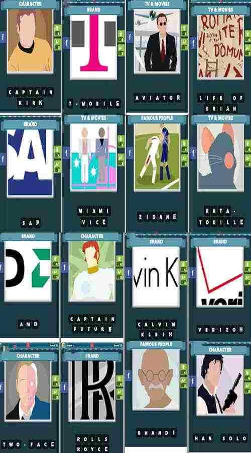 ICOMANIA SOLUZIONE LIVELLO 12 2 - Icomania: tutte le soluzioni dal livello 11 al livello 17 per Android e iPhone