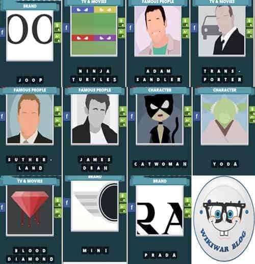 ICOMANIA SOLUZIONE LIVELLO 13 2 - Icomania: tutte le soluzioni dal livello 11 al livello 17 per Android e iPhone