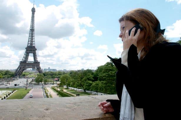 Le tariffe roaming degli operatori telefonici