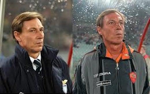 Zeman alla Lazio e poi alla Roma