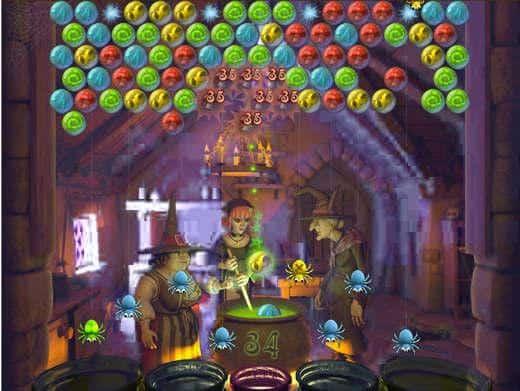 Nuovi livelli e soluzioni di Bubble Witch Saga