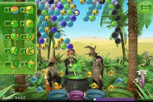 Nuovi livelli e soluzioni Bubble Witch Saga