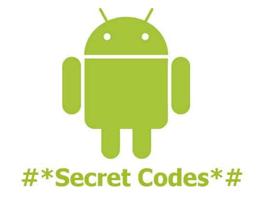 I Codici Segreti sui dispositivi Android