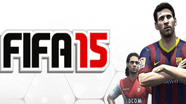 Fifa 2015 EASports
