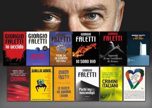 Giorgio Faletti e i suoi romanzi