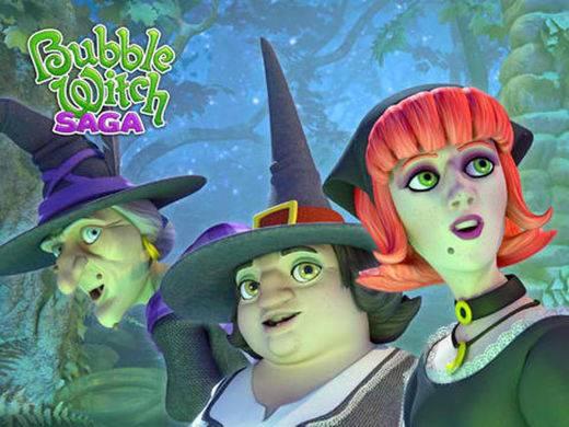 Le soluzioni di Bubble Witch Saga