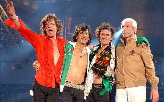 Rolling Stones Roma 2014