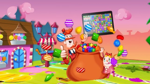 Candy Crush Saga nuovi livelli